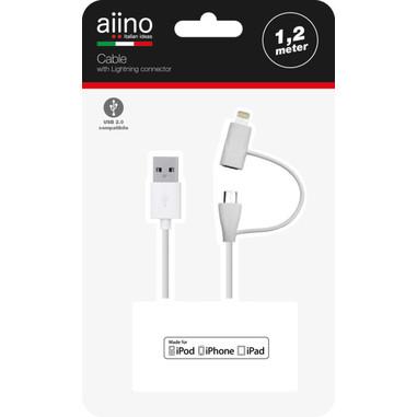 Aiino AIIAICLTNGMCRV2MFI cavo USB