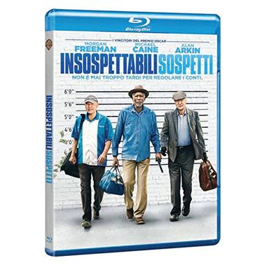 Insospettabili Sospetti, Blu-Ray DVD 2D ITA