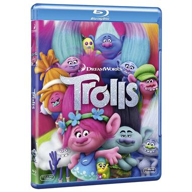 Trolls Blu-ray 2D (Blu-ray)