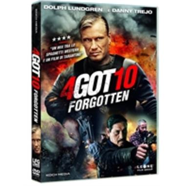 4Got10 - Forgotten, DVD DVD 2D ITA