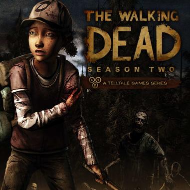 TellTale Games The Walking Dead: Season Two, PS3