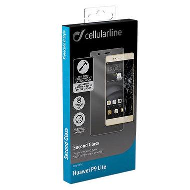Cellular Line Vetro temperato antiurto per P9 Lite