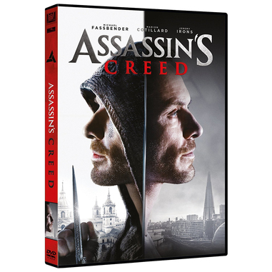Assassin's Creed DVD 2D
