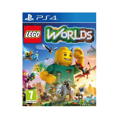 LEGO Worlds, PS4