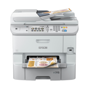 Epson WorkForce Pro WF-6590D2TWFC 4800 x 1200DPI Ad inchiostro A4 34ppm Wi-Fi