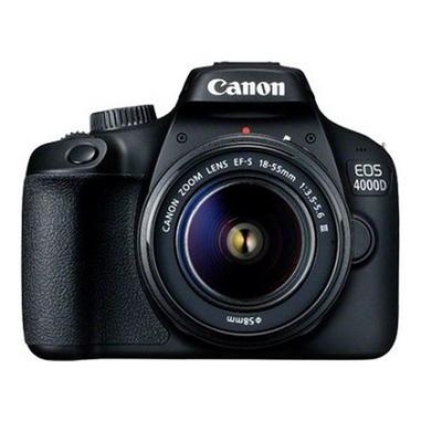 Canon EOS 4000D Kit fotocamere SLR 18MP + Obiettivo 18-55 DC