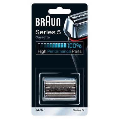 Braun 52S lamina rasoio seire 5 silver