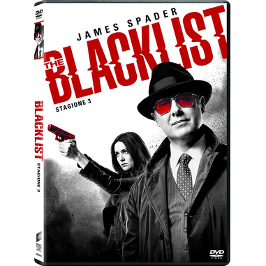 The Blacklist: stagione 3 (DVD)
