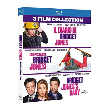 Bridget Jones: collection 1 - 3 (Blu-ray)