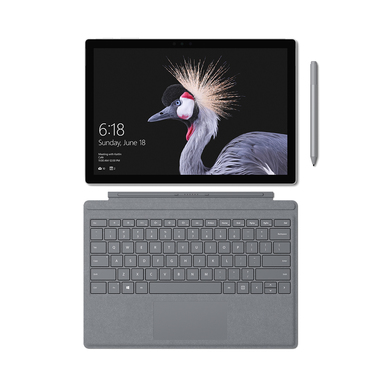 Microsoft Surface Pro 256GB Nero, Argento tablet