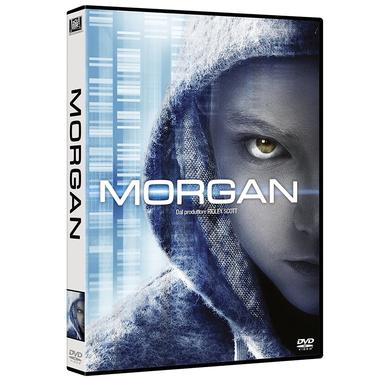 Morgan DVD 2D Inglese