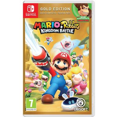 Mario + Rabbids Kingdom Battle Gold - Nintendo Switch