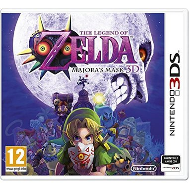 The legend of Zelda: Majora's mask 3D - 3DS