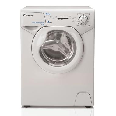 Candy AQUA 0835 1D Libera installazione 3.5kg 800RPM A Bianco lavatrice
