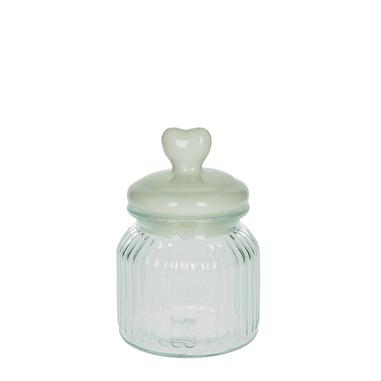Tognana Porcellane barattolo Darling 11 cm bianco