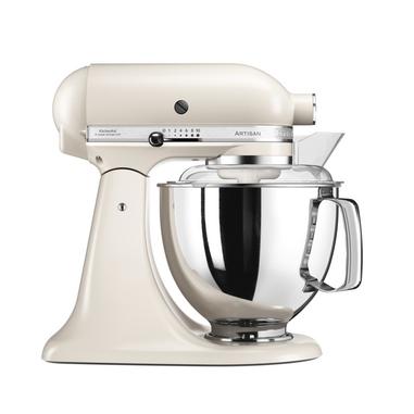 KitchenAid Artisan 300W 4.8L Bianco Meriga robot da cucinan