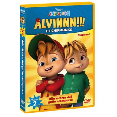 Alvinnn!!! Stagione 1 Vol. 2 - Alla ricerca del gatto scomparso (DVD)