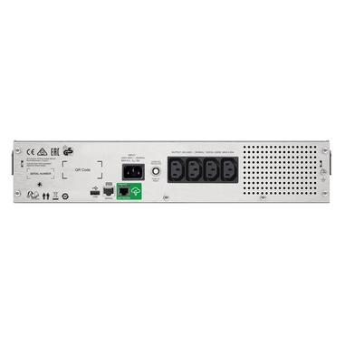 APC SMC1000I-2UC gruppo di continuità (UPS) A linea interattiva 1000 VA 600 W 4 presa(e) AC