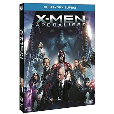 X-Men: apocalisse 3D (Blu-ray)