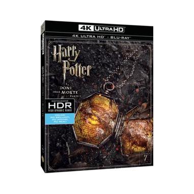 Warner Bros Harry Potter e i doni della morte - Parte I, Blu-ray