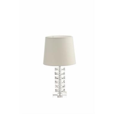Tognana Porcellane C05AZ96TRAS Trasparente, Bianco lampada da tavolo