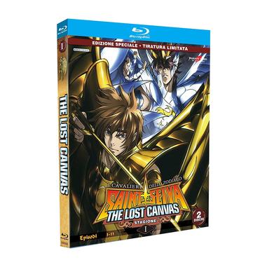 I Cavalieri dello Zodiaco - Lost canvas stagione 1 (Blu-ray)