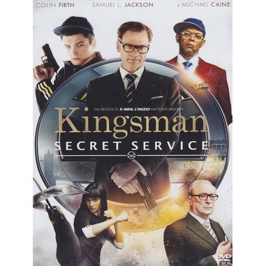 Kingsman - Secret Service (DVD)