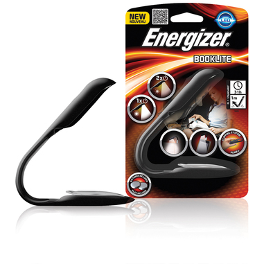 Lampada Da Lettura Energizer.Energizer En638391 Lampada A Led