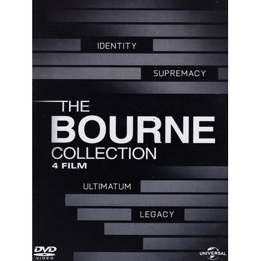 The Bourne collection (DVD)