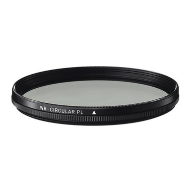 Sigma AFF9C0 Circular polarising camera filter 72mm camera filters