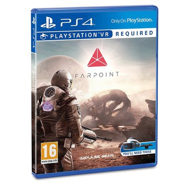 Farpoint VR - Playstation 4
