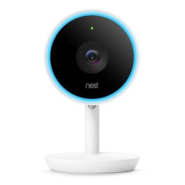 Nest Cam IQ IP security camera Interno Bianco