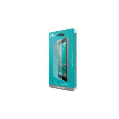 Wiko WKPRTG0303750 protezione per schermo Pellicola proteggischermo trasparente Telefono cellulare/smartphone 1 pezzo(i)