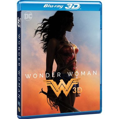 Wonder Woman (Blu-Ray 3D)