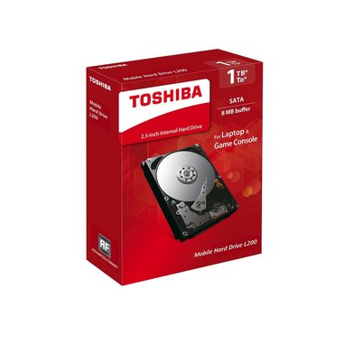 Toshiba internal HDD L200 1TB