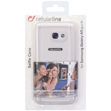 Cellularline custodia per selfie per Galaxy A5 (2017)