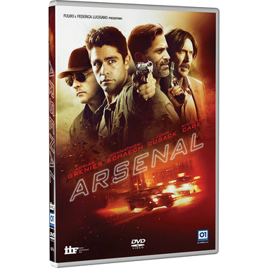 Arsenal DVD 2D ITA Extended edition