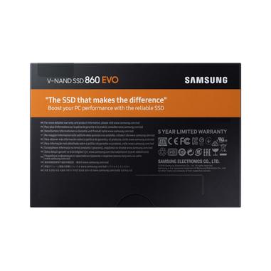 Samsung MZ-76E250 drives allo stato solido