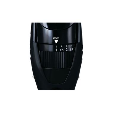 Panasonic ER-GB40-K503 regolabarba Bagnato e secco Nero