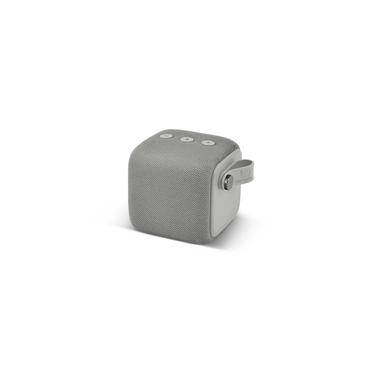Fresh 'n Rebel Rockbox Bold S Cloud - Altoparlante Bluetooth Waterproof IPX7, Grigio