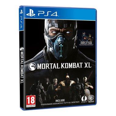 Mortal Kombat XL - PS4 + Hori fighting stick