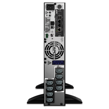 APC Smart-UPS 1500VA Rackmount/Tower Nero