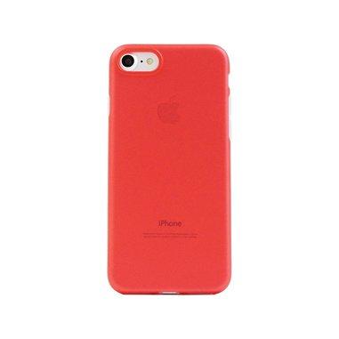 Aiino AIIPH7CV-USRD Custodia per iPhone 7/8, Rosso