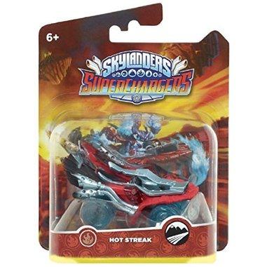 Skylanders super chergers vehicle Hot Streak