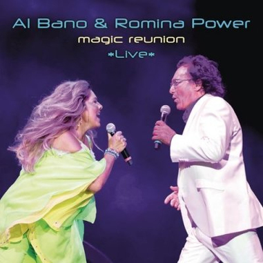Al Bano & Romina Power - Magic Reunion. Live, CD CD World music
