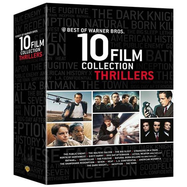 10 film da collezione Thriller (Blu-ray)