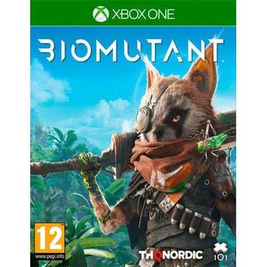 Biomutant, Xbox One