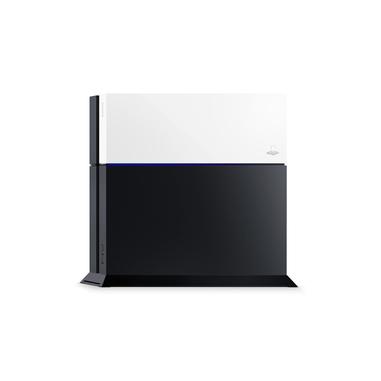 Sony PS4 Cover Personalizzate Glacier White