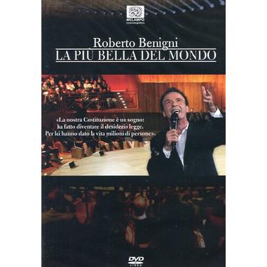 La Piu' Bella Del Mondo, film (DVD)