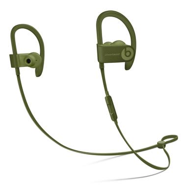 Beats by Dr. Dre Powerbeats3 Aggancio, Auricolare Stereofonico Senza fili Verde auricolare per telefono cellulare